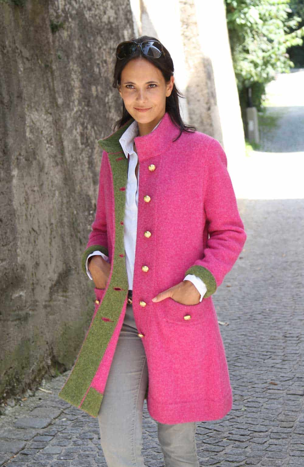 Jacket: L274 Color: 290/290+1057 [LÖW]