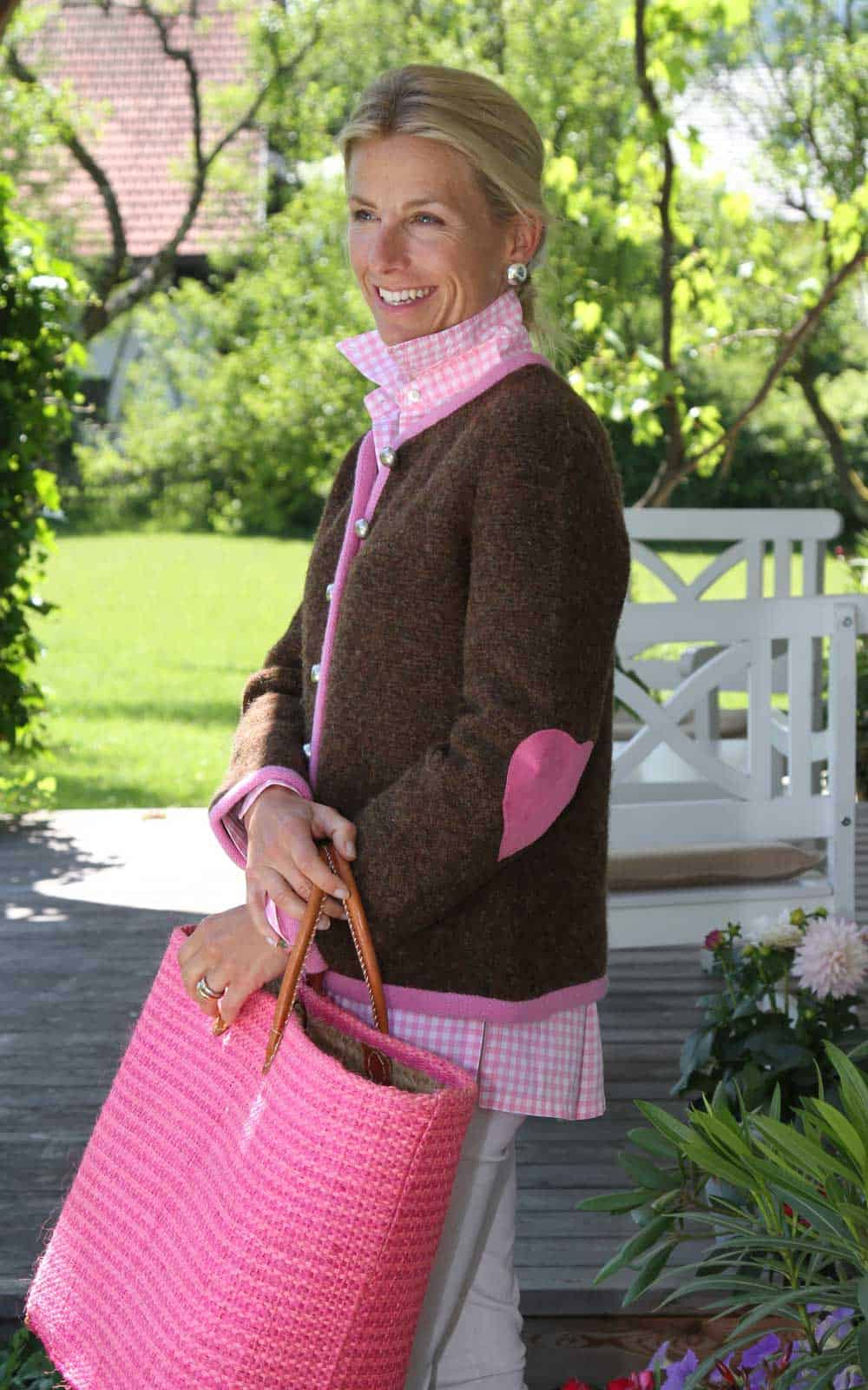 Jacke: L311 Farbe: 3178/244 [AS] (rosa Herz)