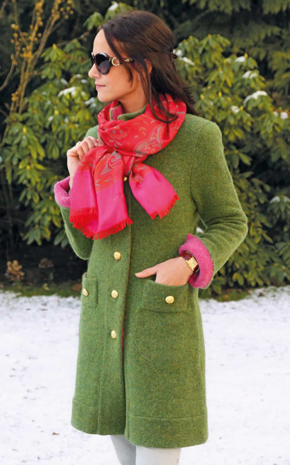Coat: L317 Color: 377/377+290 (LÖW)