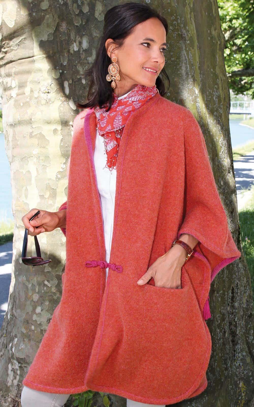 Overcoat: L393 Farbe: 4153/4153+290 (Steg57)